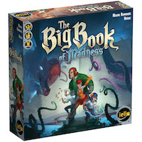 big book of madness 3d box