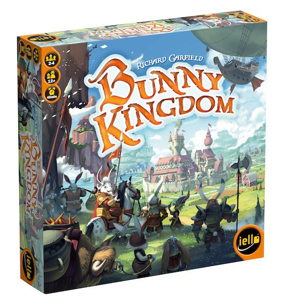 Bunny Kingdom (T.O.S.) -  Iello