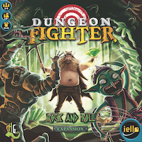 dungeon fighter rock and roll expansion cover