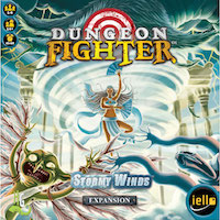 Dungeon Fighter Stormy Winds expansion cover