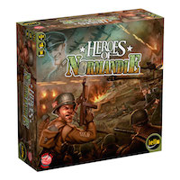 Heroes of Normandie box