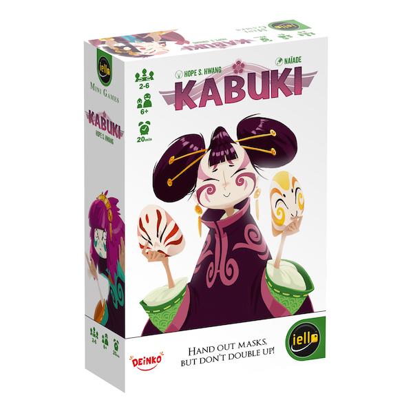Kabuki (T.O.S.) -  Iello