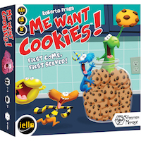 me want cookies 3d box