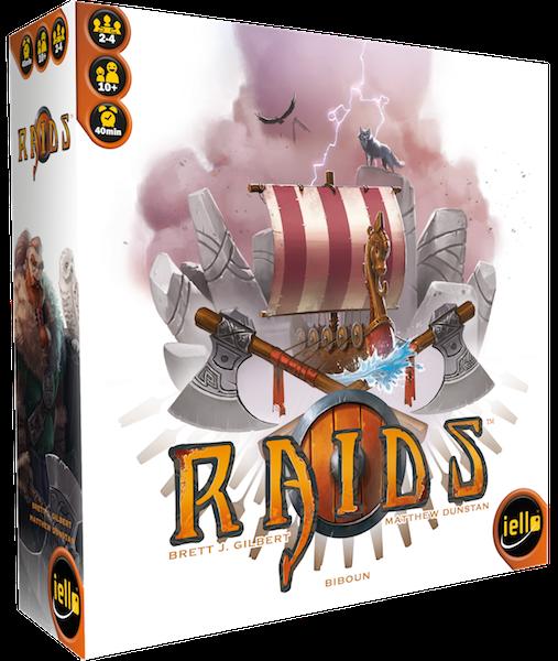 Raids -  Iello