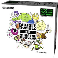 Rumble Dungeon box