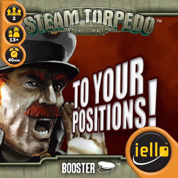 Steam Torpedo To Your Positions cover