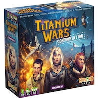 Titanium Wars Confrontation box
