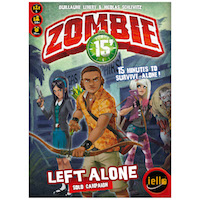 zombie 15 solo campaign cover left alone