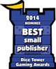 dice tower best publisher award