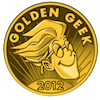 golden geek 2012 award