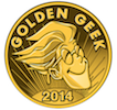 golden geek 2014 award