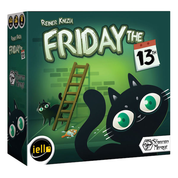 Friday the 13th 3d box